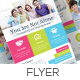 Counseling Corporate Flyer - GraphicRiver Item for Sale