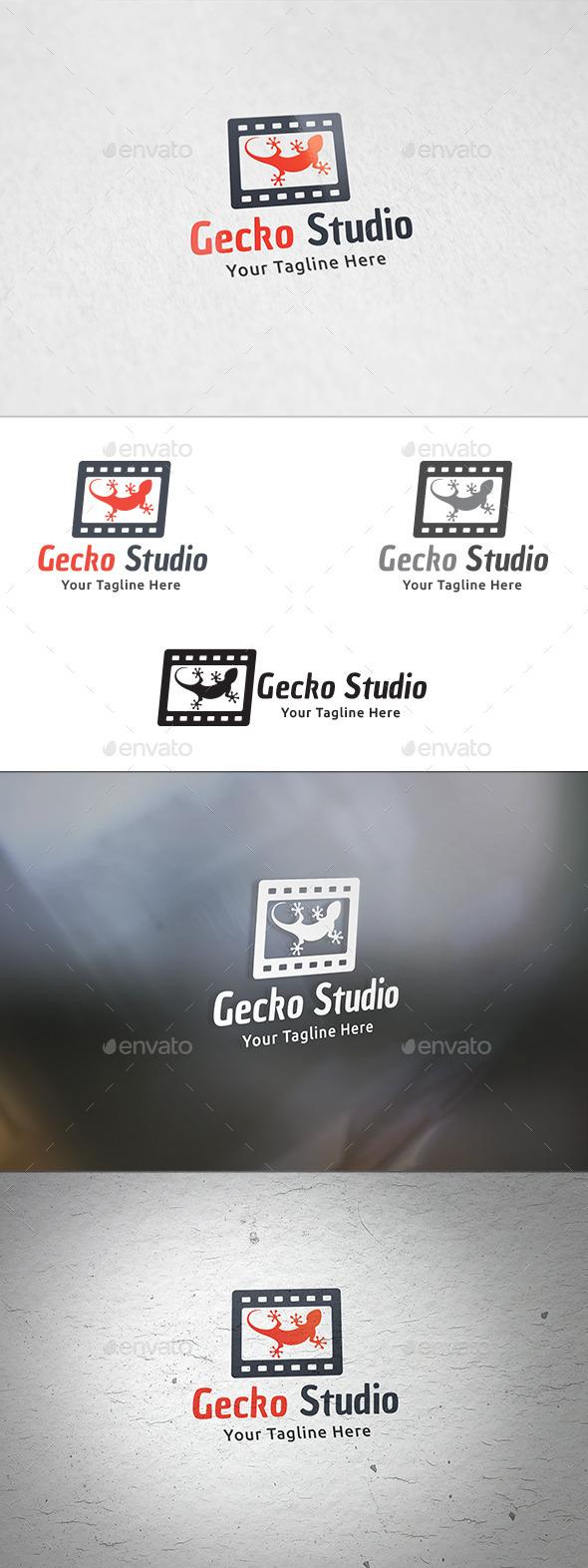 Gecko Studio - Logo Template