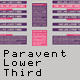 Paravent Lower Third - VideoHive Item for Sale