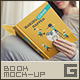 Book Mock-Up / Hard Cover Edition - GraphicRiver Item for Sale