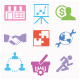 Seo and Business Services Icons Set 2 - GraphicRiver Item for Sale