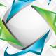 3D Arrow Process Logo - GraphicRiver Item for Sale