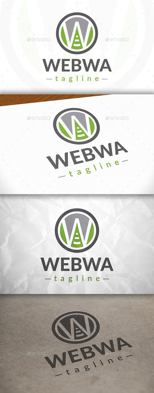 Web Wave Logo