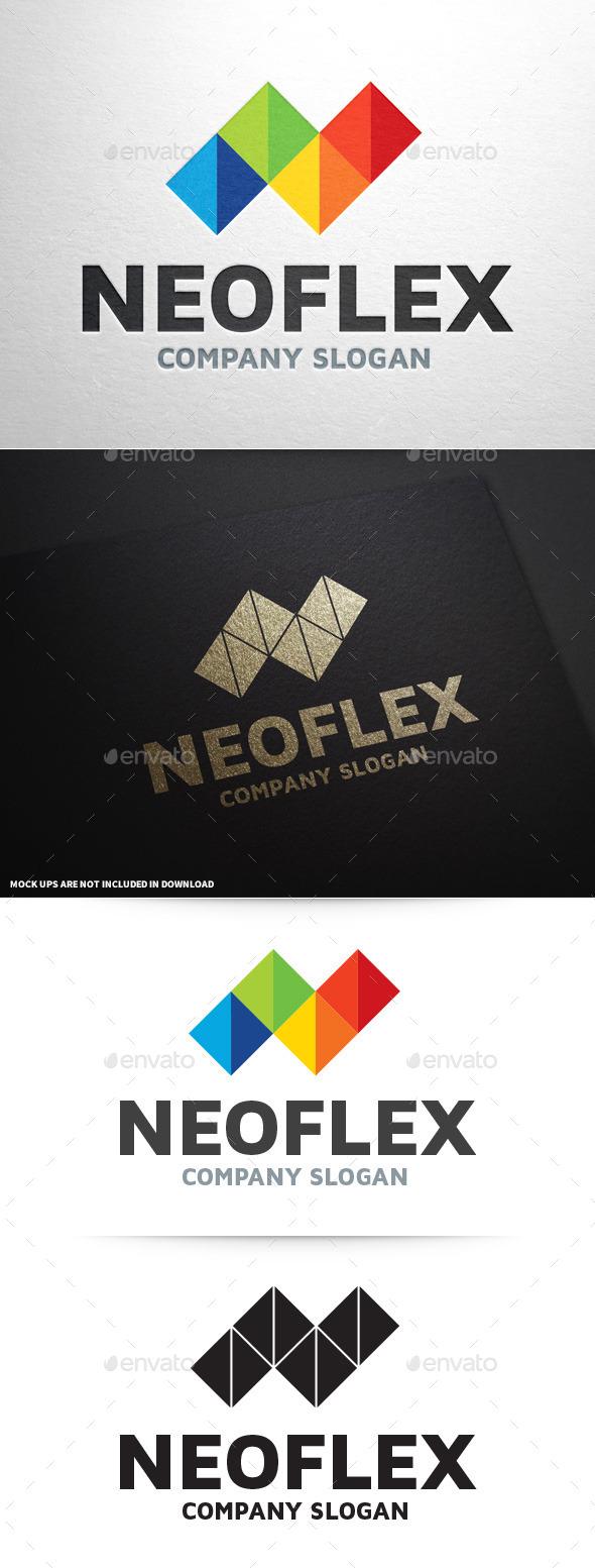 NeoFlex - Letter N Logo