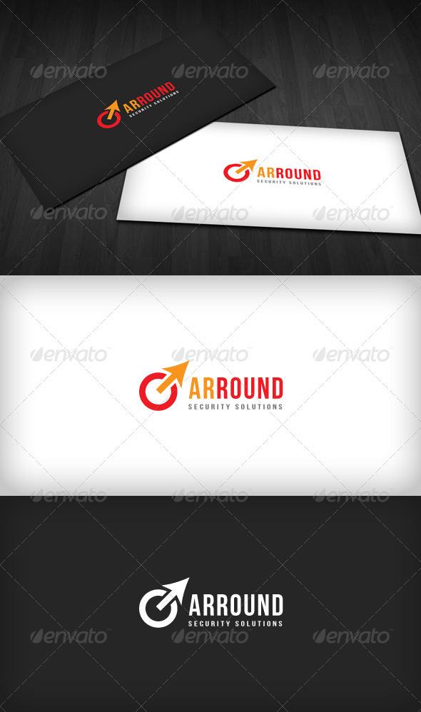 Arround Logo
