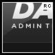 Dark Admin - ThemeForest Item for Sale