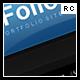 CleanFolio Dark - ThemeForest Item for Sale