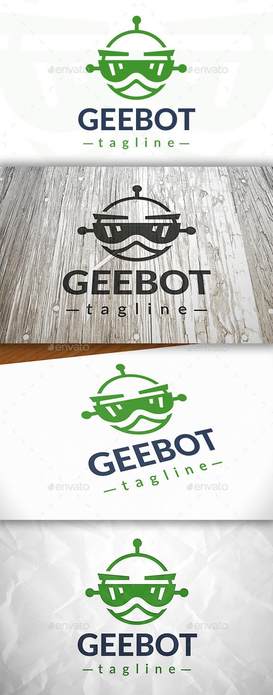 Geek Robot Logo