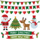 Christmas Vector Set - GraphicRiver Item for Sale
