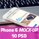 Phone 6 - Photorealistic Mock-Up set - GraphicRiver Item for Sale