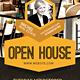 Open House Real Estate Promotion Flyer V1 - GraphicRiver Item for Sale
