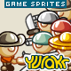 "Game Character Sprites ""Cowboys"" - GraphicRiver Item for Sale"