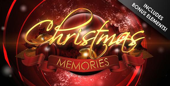 Christmas Memories Package