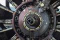 Jet engine of a vintage airplane - PhotoDune Item for Sale