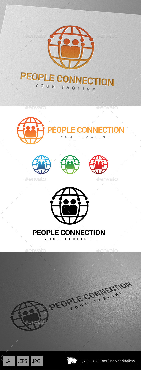 People World Connection Logo