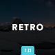 Retro - Responsive Email + Themebuilder Access - ThemeForest Item for Sale