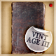 Vintage Book Cover III - GraphicRiver Item for Sale