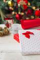 Christmas Presents. Christmas background - PhotoDune Item for Sale