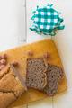 Homemade Organic Buckwheat Bread - PhotoDune Item for Sale