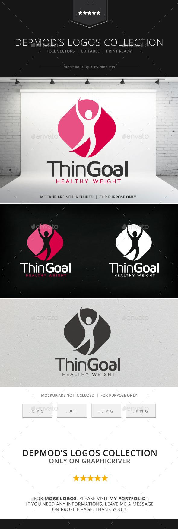 Thin Goal Logo