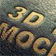 Leather Text Mockup - GraphicRiver Item for Sale