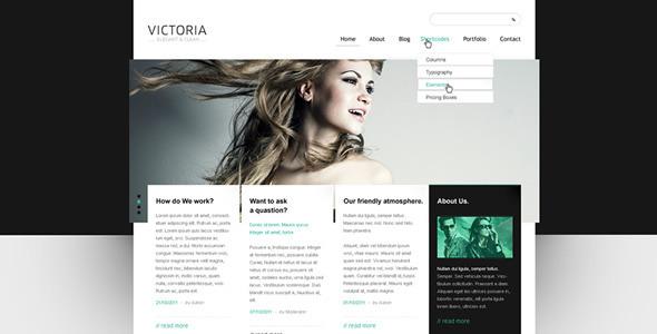 Site Template Victoria