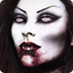 Vampire Halloween Night - GraphicRiver Item for Sale