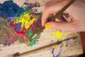 Art of Painting - PhotoDune Item for Sale
