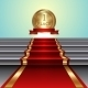 Abstract Illustration of Red Carpet - GraphicRiver Item for Sale