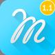 Misty - App Landing Page - ThemeForest Item for Sale