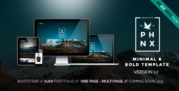 Phoenix - Minimal Multipurpose Portfolio
