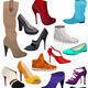 Women's Fashion Collection of Shoes - GraphicRiver Item for Sale