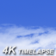 Horizontal Rolling Clouds - VideoHive Item for Sale