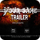 Your Film & Game Trailer - VideoHive Item for Sale