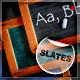 Old School Slates - GraphicRiver Item for Sale