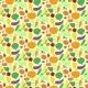 Vegetables Pattern - GraphicRiver Item for Sale