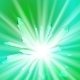 Crystal with Rays - GraphicRiver Item for Sale