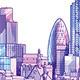 London Skyline - GraphicRiver Item for Sale