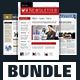 Indesign Newsletter Template Design Bundle - GraphicRiver Item for Sale