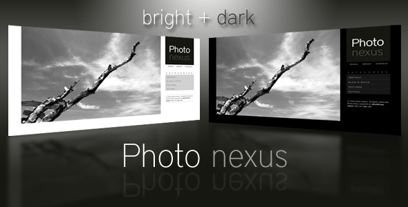 Photo Nexus | WordPress Theme