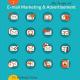 Business Icon Set. E-mail Marketing, E-commerce - GraphicRiver Item for Sale