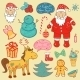 Christmas New Year Set - GraphicRiver Item for Sale