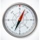 Compass Isolated on a White Background - GraphicRiver Item for Sale