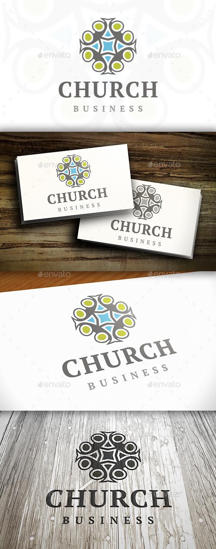 Church Crest Logo