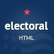 Electoral - Political Non-Profit HTML Template - ThemeForest Item for Sale