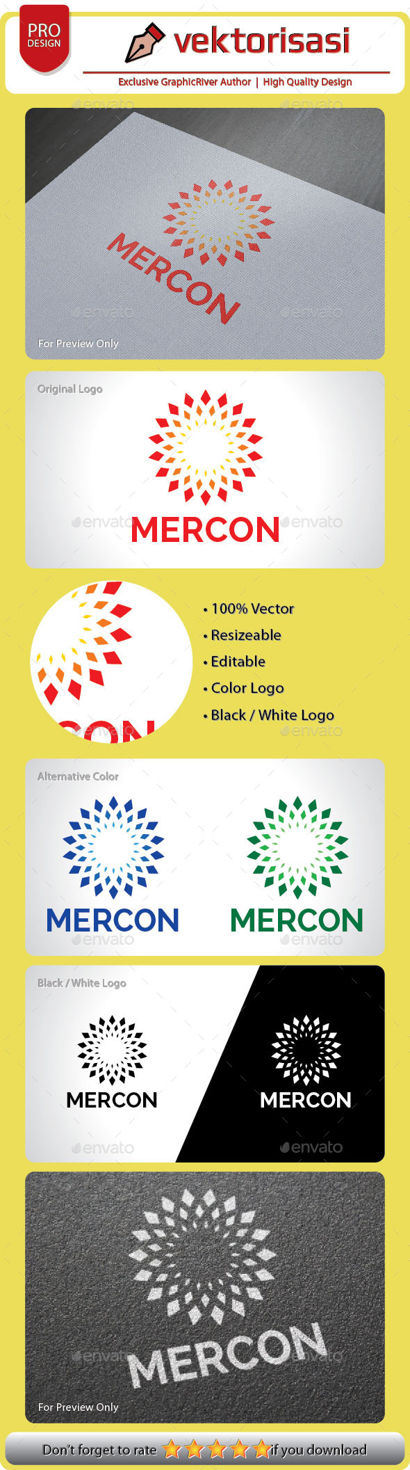 Mercon Logo