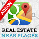 Real Estate near places - CodeCanyon Item for Sale