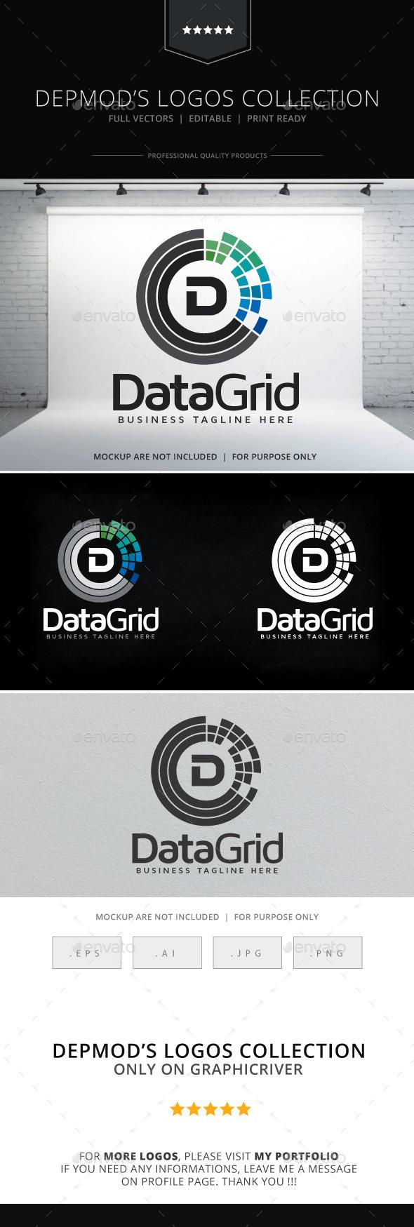 Data Grid Logo