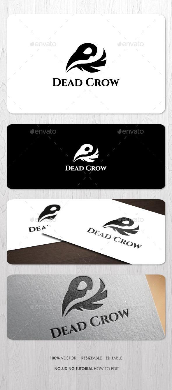 Dead Crow Logo