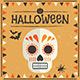 Halloween Skull - GraphicRiver Item for Sale
